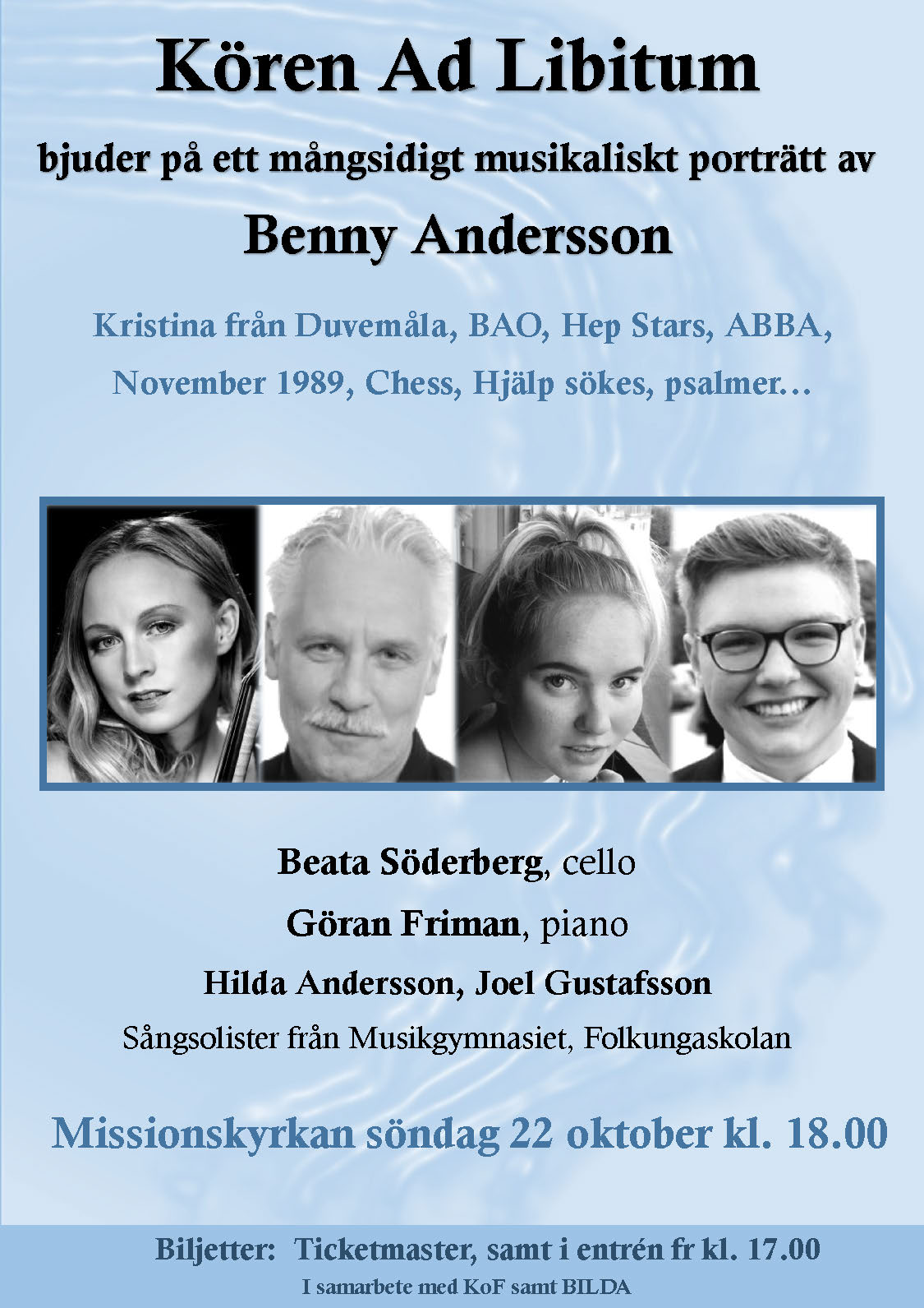 Benny Anderssons musik